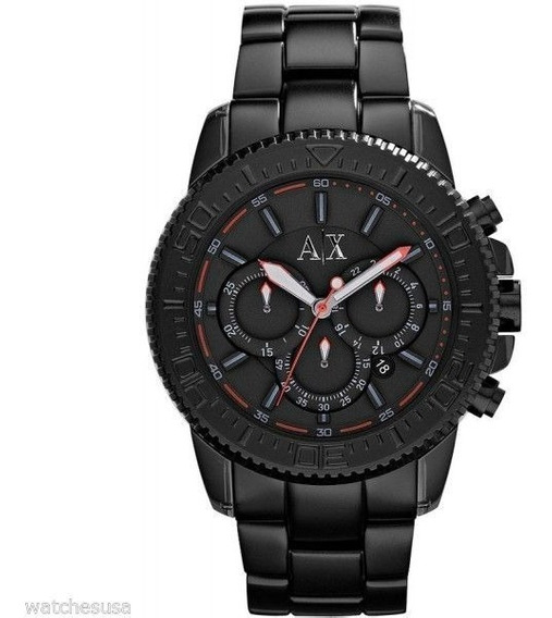Reloj Armani Exchange Negro Ax1206