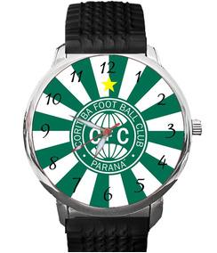 Relógio Coritiba Verdão Coxa Branca Futebol Paraná Curitiba