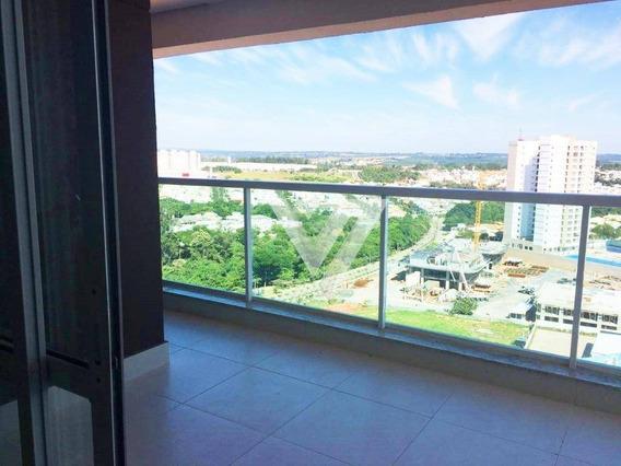 Apartamento Com 1 Dormitório À Venda, 50 M² Por R$ 330.000 - Parque Campolim - Sorocaba/sp - Ap1489