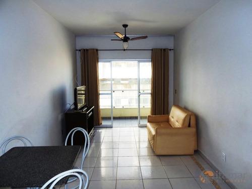 Apartamento Com 1 Quarto  Para Alugar, 40 M² - Praia Do Morro - Guarapari/es - Ap1613