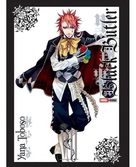 Panini Manga Black Butler Yana Toboso