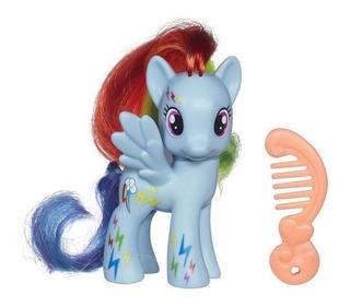 Mi Pequeño Pony Neon Rainbow Potencia Rainbow Dash Muñeca