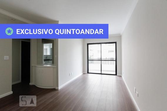 Apartamento No 4º Andar Com 2 Dormitórios E 1 Garagem - Id: 892988181 - 288181