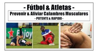 Aliviar Calambres Para Fútbol Y Atletas - Raíces Profundas