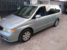 Honda Odyssey 3.5 Minivan At 2004