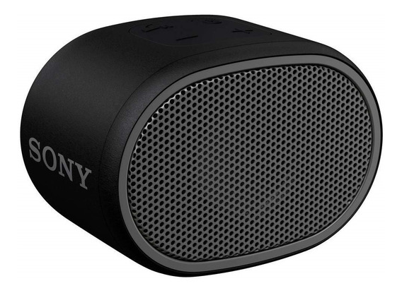 Caixa De Som Bluetooth Srs-xb01 Sony Portátil Preta