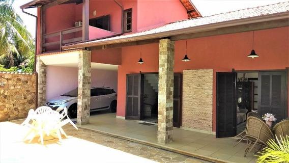 Casa Com 3 Dormitórios À Venda, 190 M² Por R$ 590.000,00 - Maravista - Niterói/rj - Ca0506