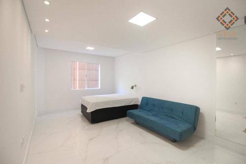Studio Com 1 Dormitório À Venda, 30 M² Por R$ 440.000,00 - Jardim Paulista - São Paulo/sp - St0066