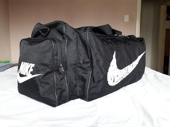 Bolso De Viaje Grande Original Nike