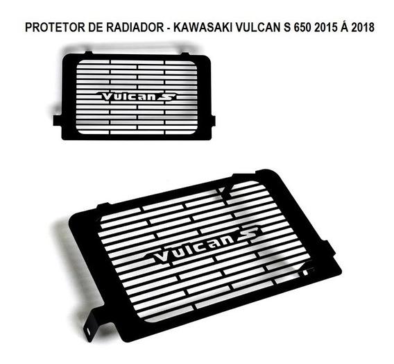 Protetor De Radiador Moto Kawasaki Vulcan S Speed Style