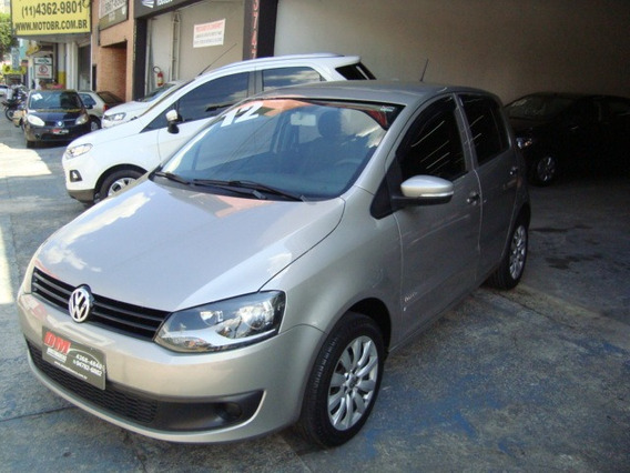 Volkswagen Fox 1.6 Total Flex Trend Imotion 2012