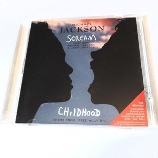 Cd Maxi- Single Michael Jackson Scream / Childhood Sellado