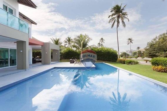Casa Com 4 Dormitórios À Venda, 580 M² Por R$ 3.500.000 - Ca0077