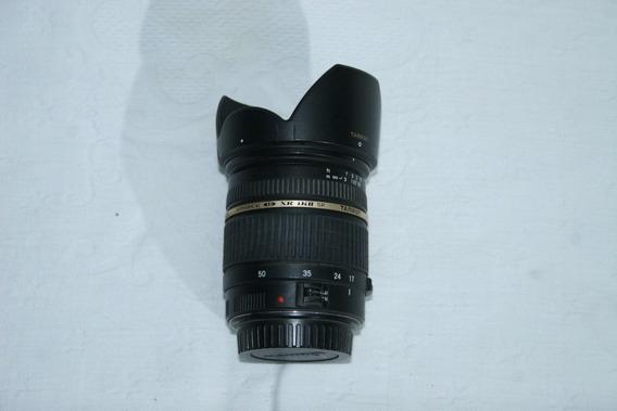Lente Tamron 17-50mm 2.8 Para Canon
