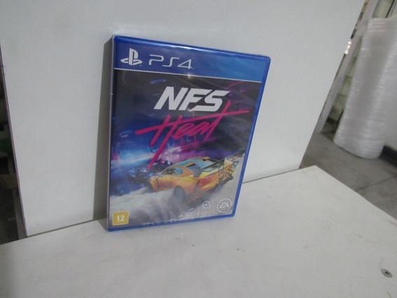 Need For Speed Heat Ps4 Mídia Física Novo Lacrado
