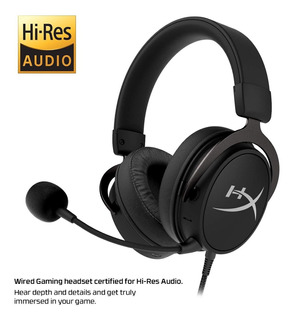 Auriculares Gaming Inalambricos Hyperx Cloud Mix (xmp)