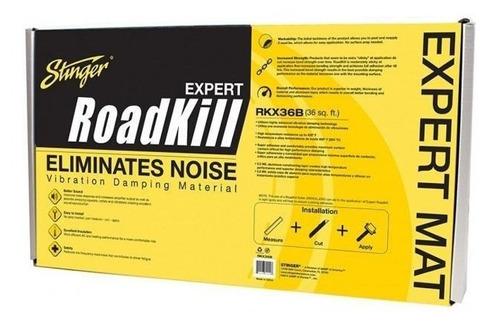 Kit Insonorizante Roadkill Stinger Rkx36b Sonocar