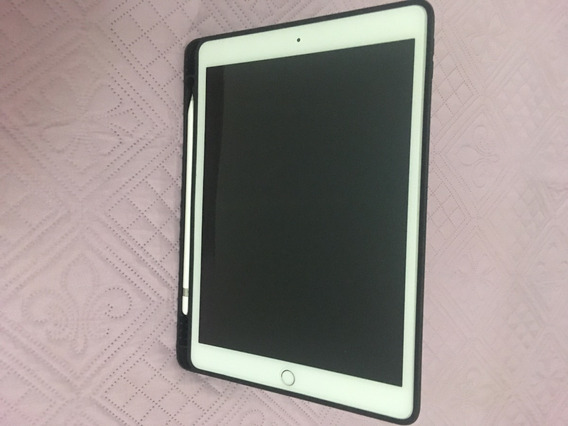 iPad 7ª Geração 10.2 32 Gb + Apple Pencil + Película + Case