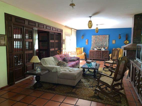 Casa De Condomínio Com 4 Dorms, Condomínio Iolanda, Taboão Da Serra - R$ 1 Mi, Cod: 3927 - V3927