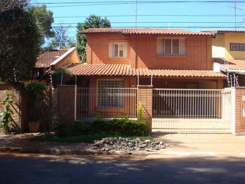 Sobrado À Venda, 250 M² Por R$ 700.000,00 - Cidade Universitária - Campinas/sp - So0184