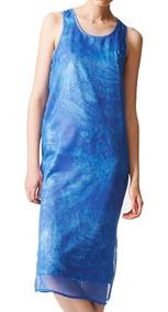 Vestido Originals Ocean Elements Mujer adidas Full Cf9969