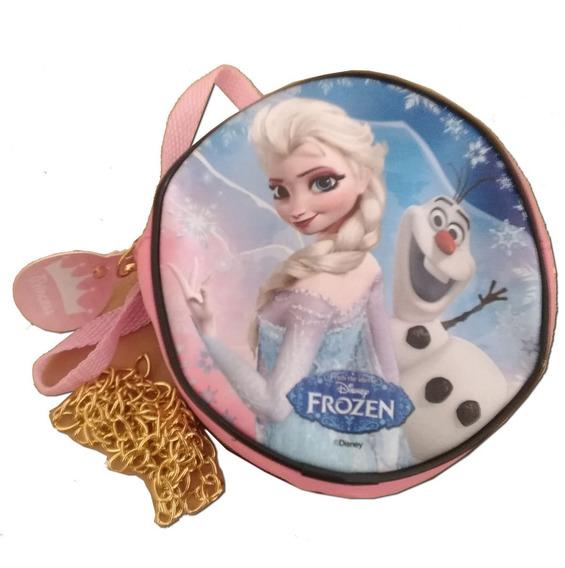 Bolsa Infantil Frozen