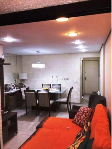 Apartamento Com 3 Dormitórios, 1 Suíte, 1 Vagas - Ipiranga - Ap12172