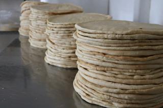 Masas De Pizza A La Piedra Santorini