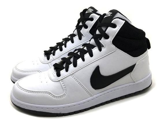 Tênis Masculino Nike Court Borough Mid Frete Grátis