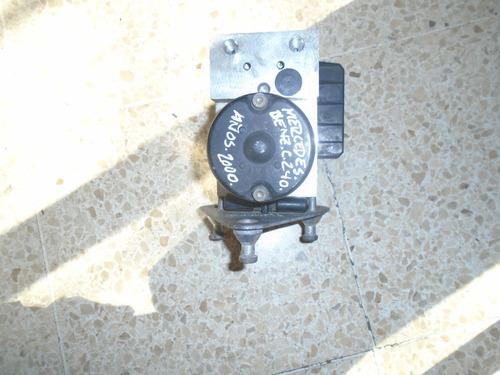 Vendo Bomba De Abs De Mercedes Benz C240, # A 003 431 30 12