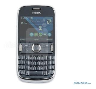 Nokia Asha 302 Impecable Por Donde Lo Mires!para Movistar.