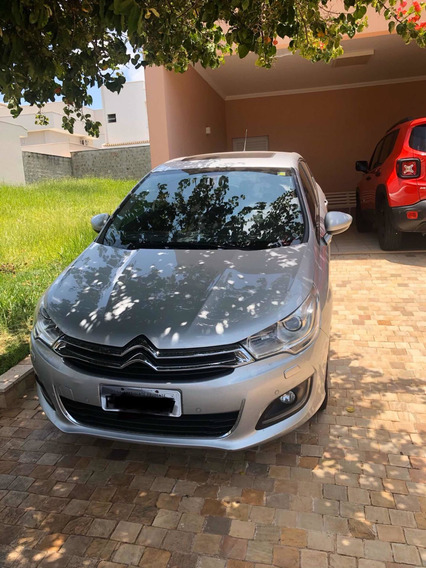 Citroën C4 1.6 Thp Exclusive Aut. 4p 2014