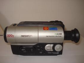 Filmadora Digital Zoom