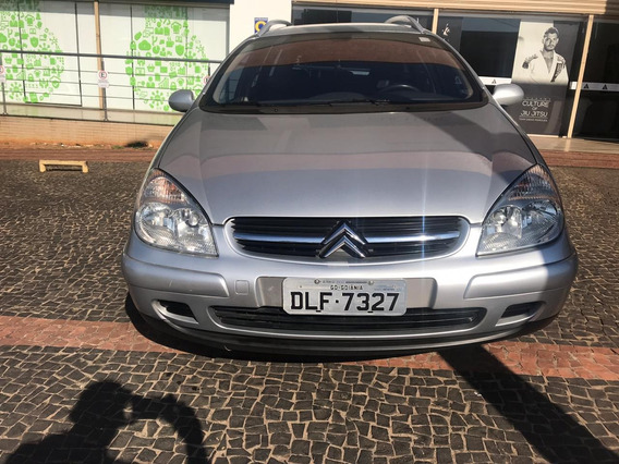 Citroën C5 Break 2.0 Exclusive Aut. 5p