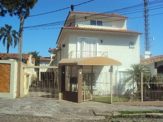 Casa Condomínio Em Ipanema Com 3 Dormitórios - Nk17425
