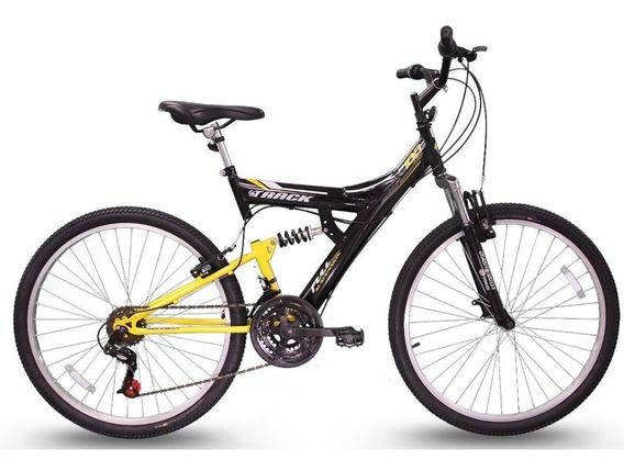 Bicicleta Aro 26 Amortecedor Bike Track