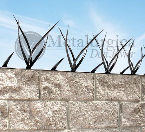 Pinches De Seguridad Puntas Púas Espina Proteccion Muros