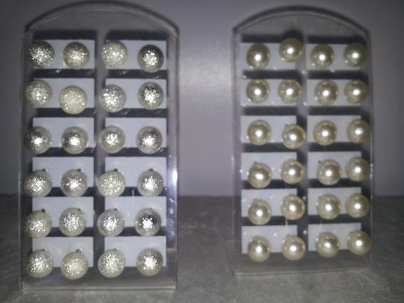 144 Brincos Perola, 8mm -1-pronta Entrega