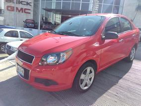 Chevrolet Aveo 1.6 Lt 2017