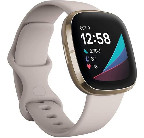 Imagen 1 de 9 de Fitbit Sense Reloj Smartwatch Salud Manejo Stress