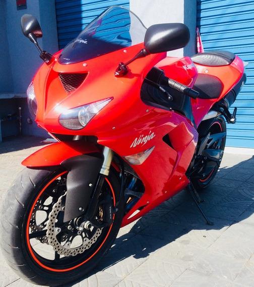 Kawasaki Zx10 R