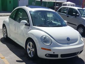 Volkswagen Beetle Edición Limitada Triple White