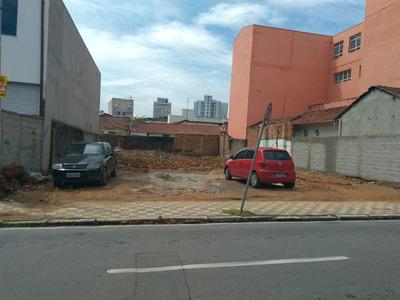 Alugo Terreno No Centro Jacareí Ideal Pra Estacionamento