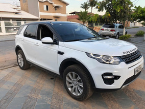 Land Rover Discovery Sport 2.0 Si4 Se 2018 7lugares And