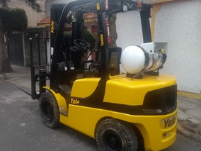 Montacargas Yale 2014 6000 Lbs. Toyota Nissan Hyster Cat