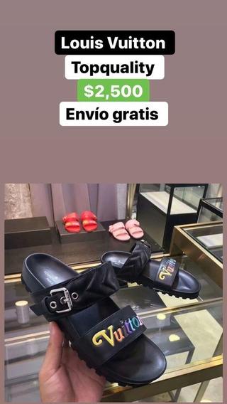 Louis Vuitton Slippers Envio Gratis
