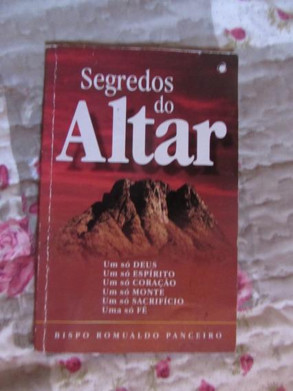 Segredos Do Altar - Bispo Romualdo Panceiro