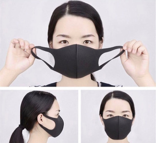 Cubrebocas Mascara Anti-contaminación Lavable Ciclismo