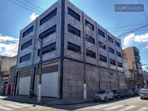 Excelente Prédio Para Alugar No Brás - São Paulo/sp - Pr0154