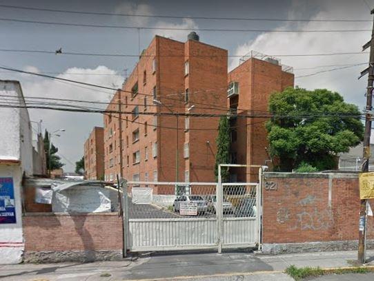 Departamento En Venta En Iztapalapa. Remate Bancario